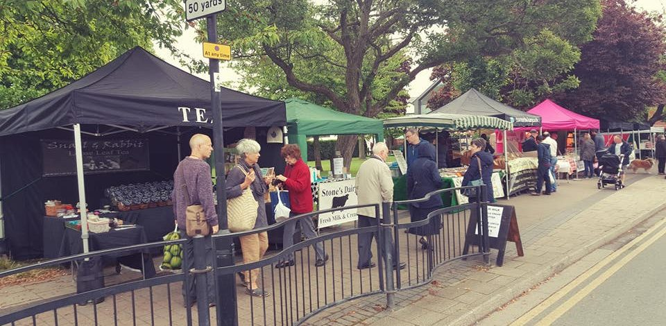 Second Saturday of the Month – West Bridgford Farmers' Market