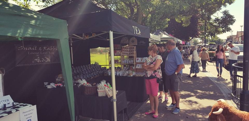 Fourth Saturday of the Month – West Bridgford Farmers' Market
